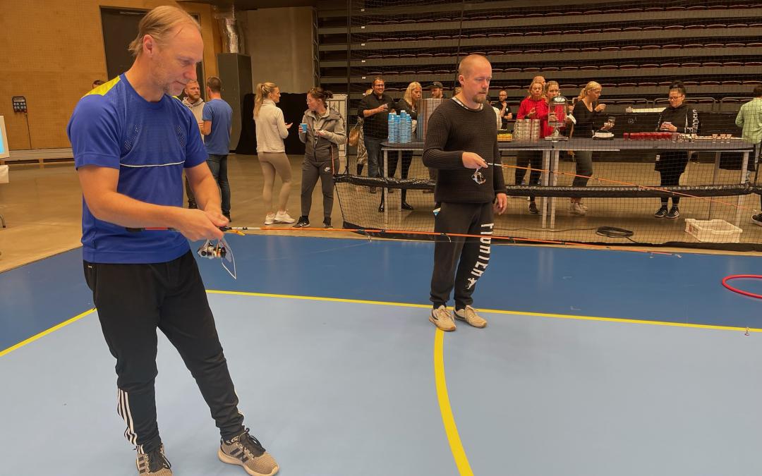 Rörelsesatsning i skolan inspirerar pedagoger i Skåne.